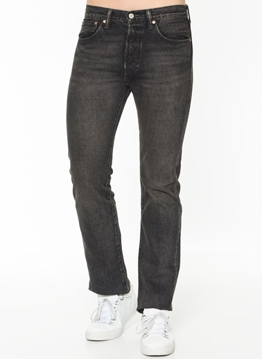 Levi's® Jean Pantolon | 501 - Regular Gri